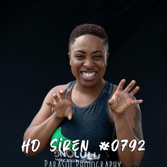 HD Siren #0792