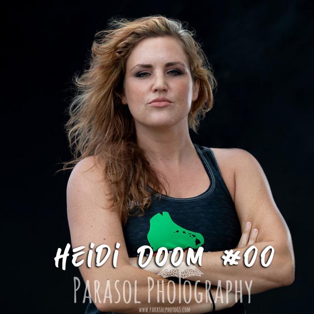 Heidi Doom #00