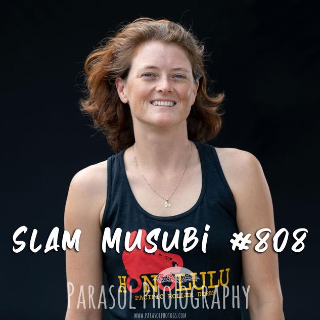 Slam Musubi #808