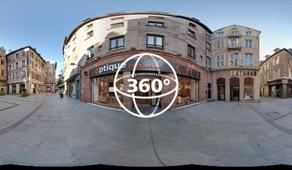 Visite Virtuelle Rodez : Optique viasanté