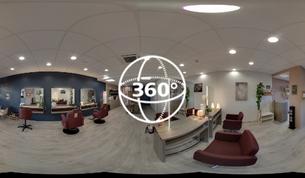 Visite Virtuelle La Primaube : Chrys Coiffure