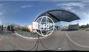 Visite Virtuelle Rodez : IUT (Institut Universitaire de Technologie)