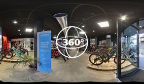 Visite Virtuelle Rodez : Unik Bike