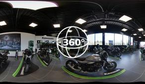 Visite Virtuelle La Primaube : Dream Bike