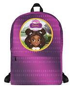 SomiLaptopBackpack-Purple-frontview.jpg