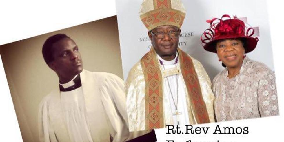 Episcopal Visit of Bishop Fagbamiye