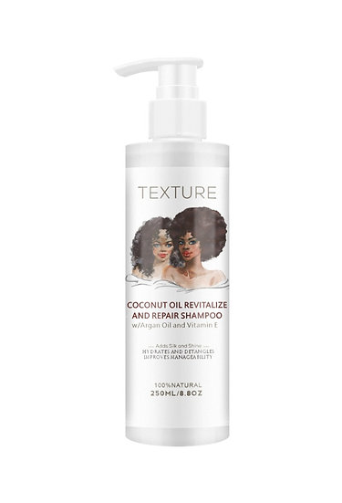 Coconut Oil Revitalize and Repair Shampoo