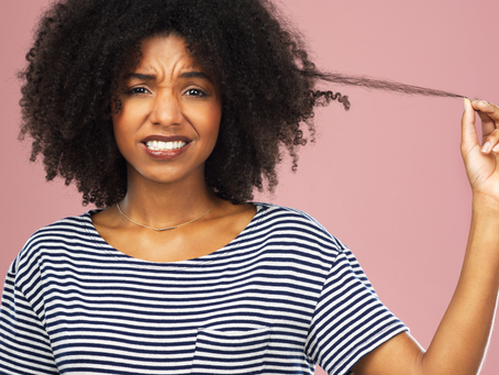 5 Reasons Your Hair Isn't Growing