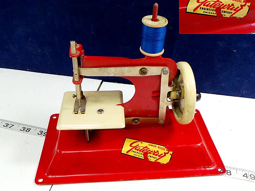 Gateway Toy Sewing Machine By Engineer Co