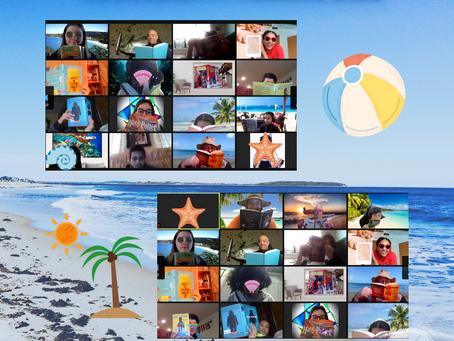Book Beach: Midwinter Break Edition!