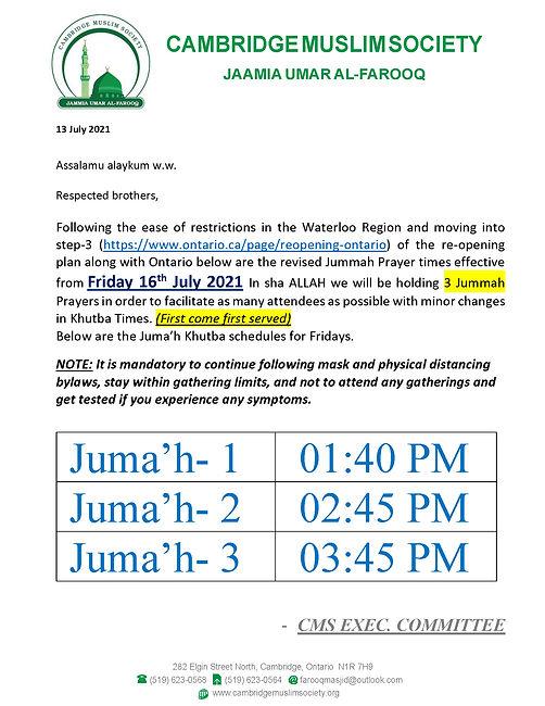 Jummah prayers-  updated 16 July 2021 after lockdown.jpg