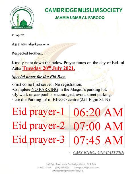 Eid-ul Adha 22 July 2021 after lockdown.jpg