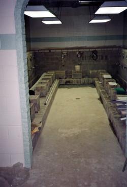 Mens washroom & Wudu area.
