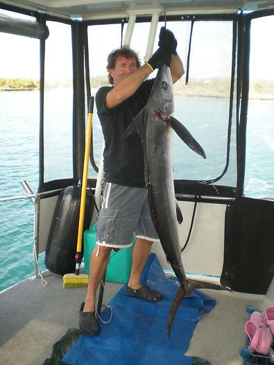 Time Fishing !