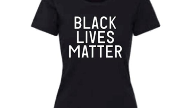 BLACK LIVES MATTER BASIC TEE