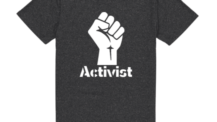 Activist Fist -Customized for your fight