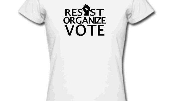 Resist Organize Vote-basic