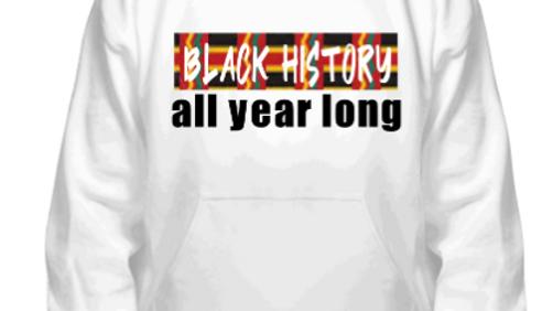 Youth: Black History all year long- cutout