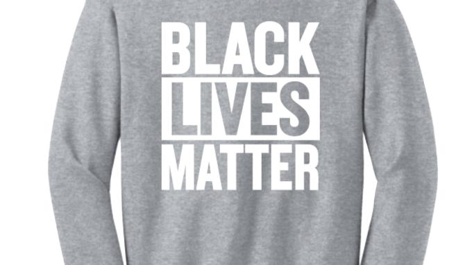 Black Lives Matter- outline