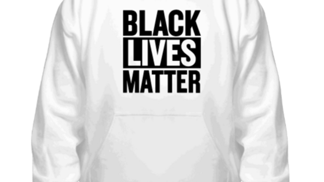 Black Lives Matter-basic hoodie