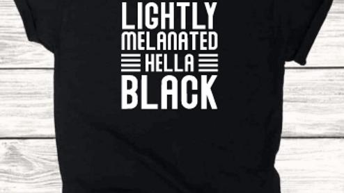 Lightly Melanated