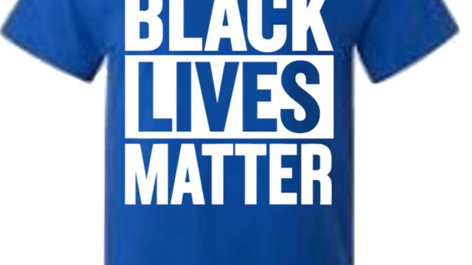 Black Lives Matter-outline