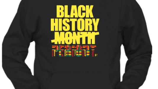 Black History Periodt.-hoodie