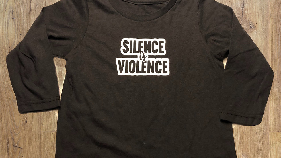 Childs 2T Silence is Violence