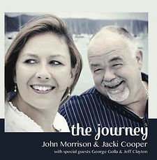 John Morrison and Jacki Cooper Sydney Jazz Band Sydney Big Band