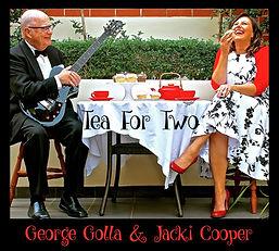George Golla and Jacki Cooper