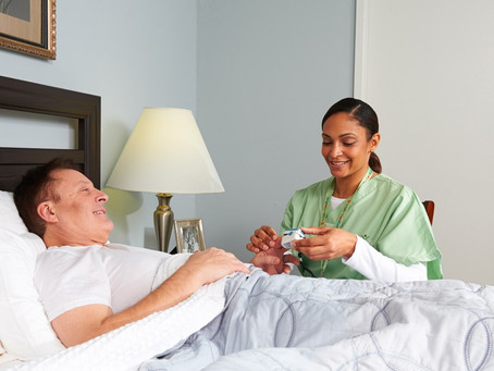 What is Palliative Care at Home
