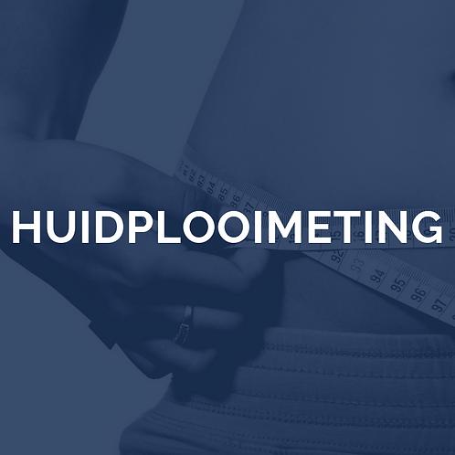 Huidplooimeting