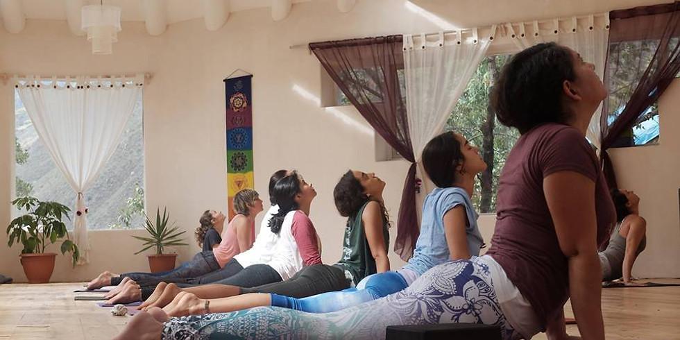Retiro de Yoga en el Valle Sagrado