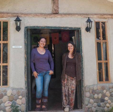 Melinda y Verena