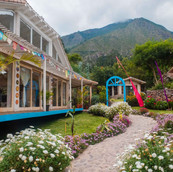 jardin y shala