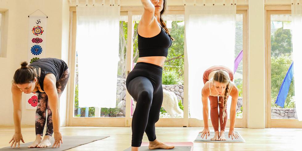 Retiro de Yoga Intensivo 2018
