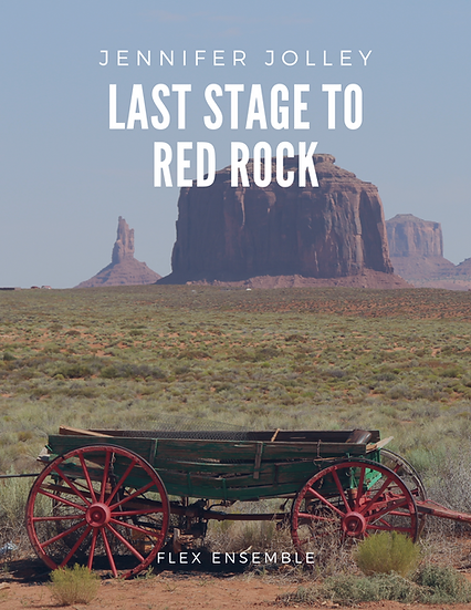 Last Stage to Red Rock (FLEX)