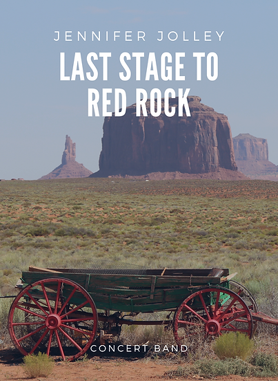 Last Stage to Red Rock