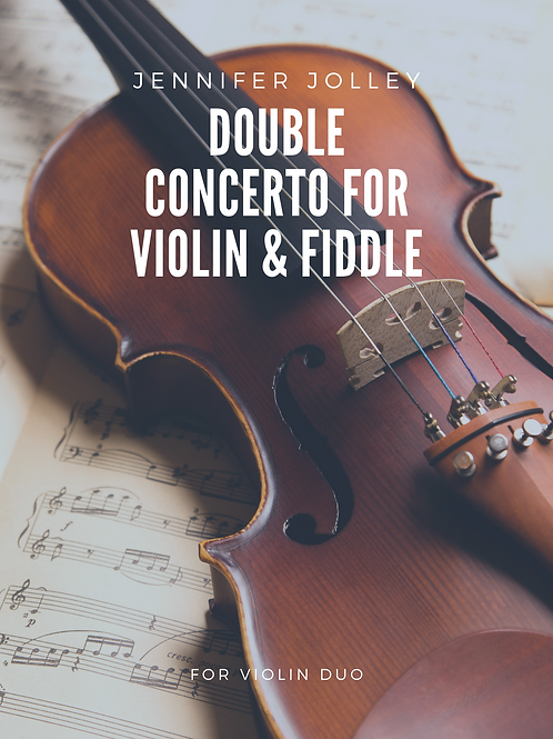 Double Concerto for Violin & Fiddle