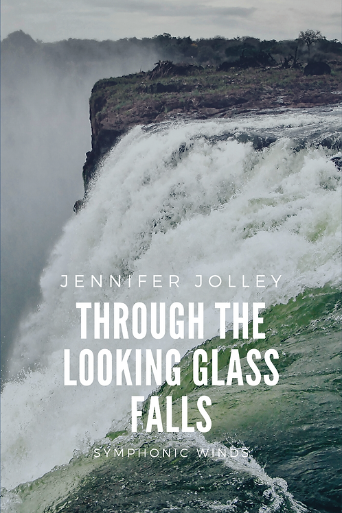 Through the Looking Glass Falls