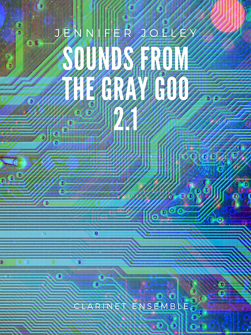 Sounds from the Gray Goo 2.1 PDF PACKAGE