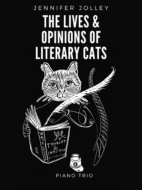 The Lives & Opinions of Literary Cats