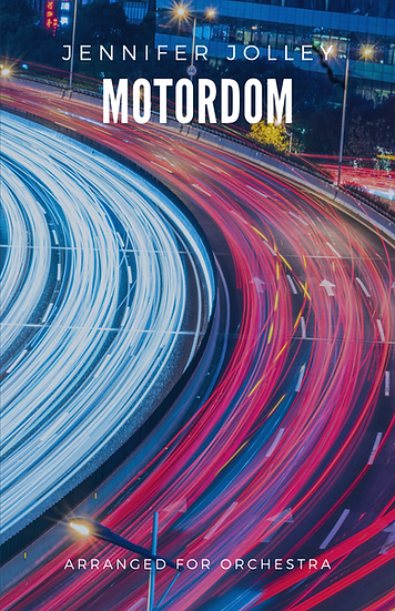 Motordom (for Orchestra)