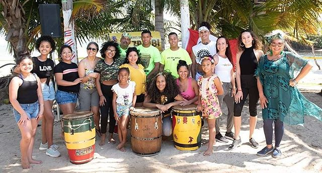 Bomba & Festejo Workshop in Loiza 🇵🇷 �