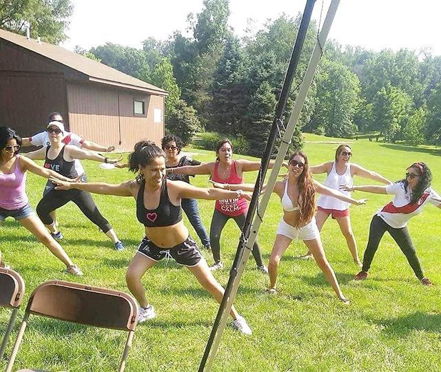 Outdoor Fitness One On One