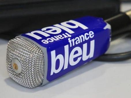 Ludik à la Radio sur France Bleu Armorique