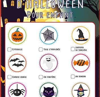 """5 Idées Jeux d' """"Halloween-Confiné"""""""