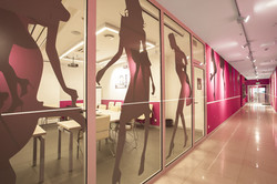 "Дизайн - проект: офис ""Модис"""