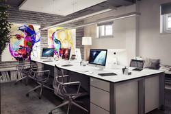 "Дизайн - проект: офис ""Сигма"""