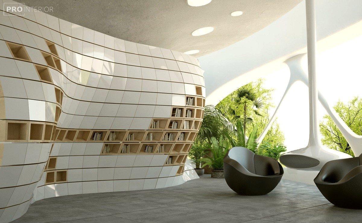 Дизайн - проект интерьера